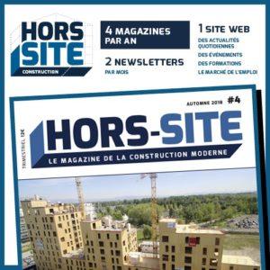 Abonnement annuel Hors Site