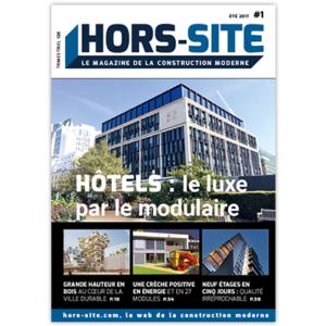 Magazine HORS-SITE 1