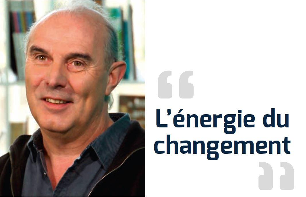 L'Énergie du changement Pascal Chazal