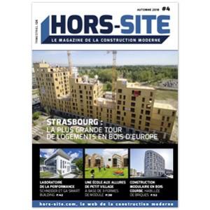 Magazine Hors Site 4 Couverture