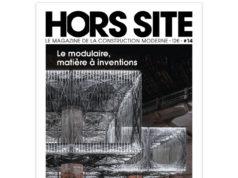 couverture du magazine HORS SITE #14